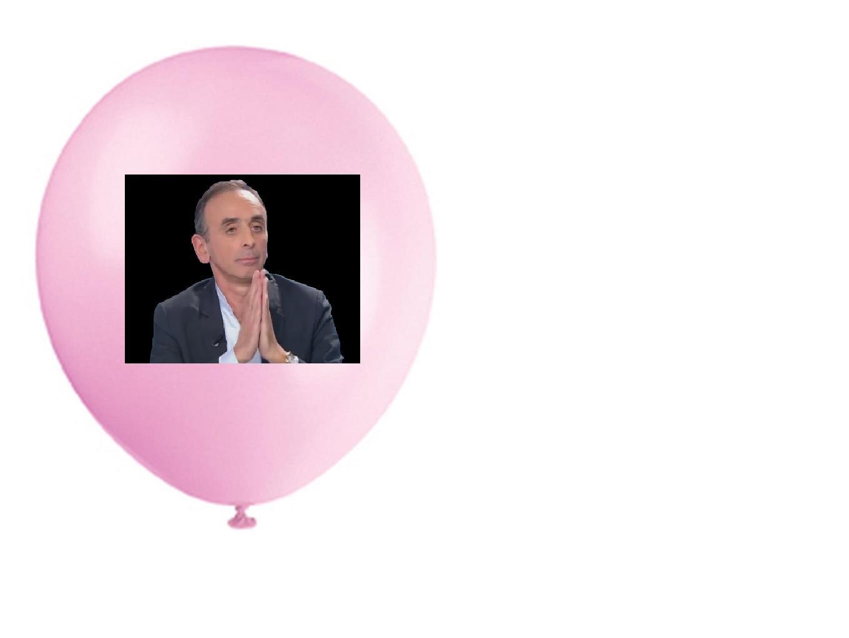 Ori ballons de baudruche mini rose clair latex x10 1946 2482